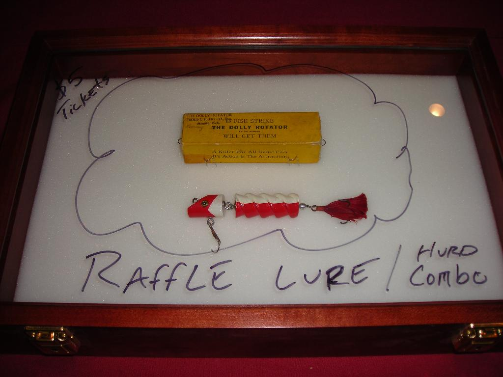 Joe's Old Lures - CATC Spring 2005 Show